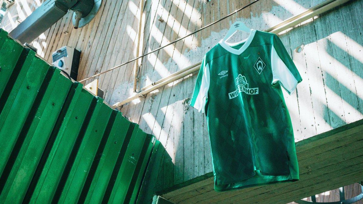 SV Werder Bremen 20/21 Home Kit