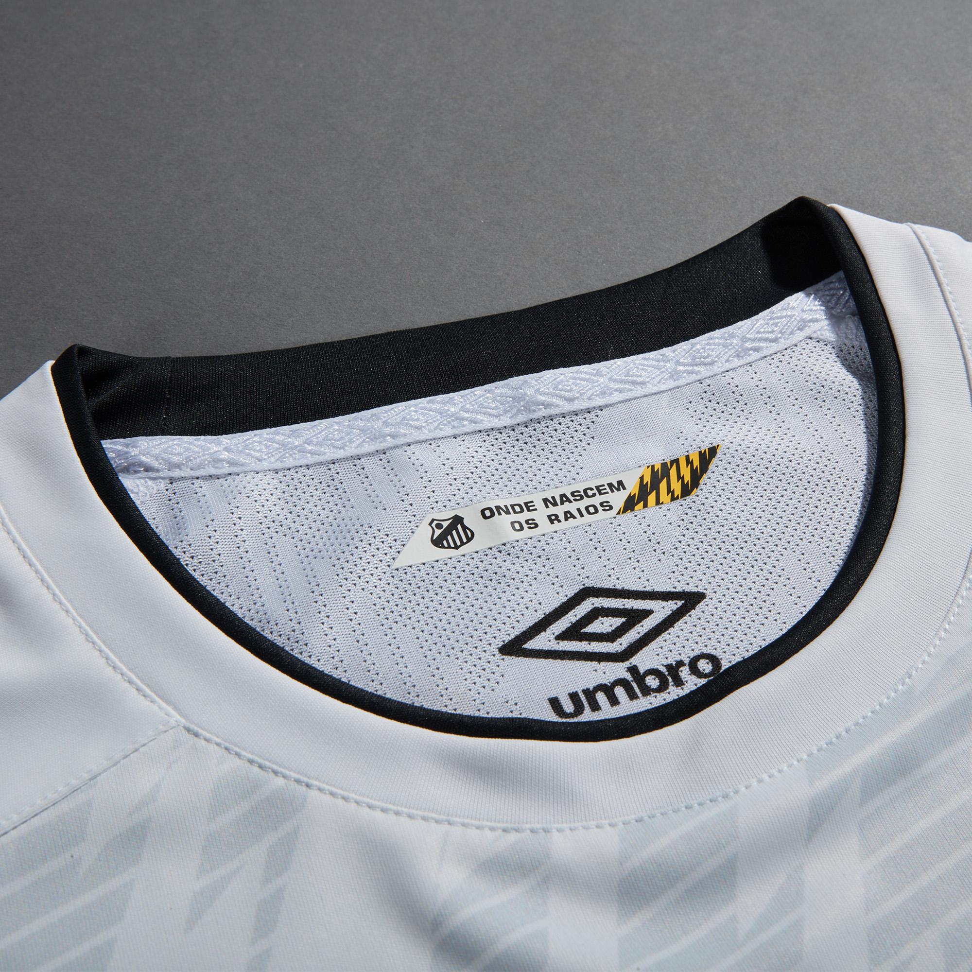 Santos FC 21/22 Home & Away Jerseys - Umbro